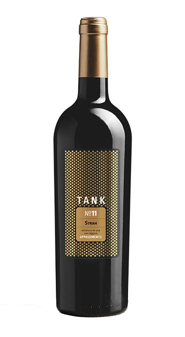 Syrah Terre Siciliane IGT Appassimento Tank N°11