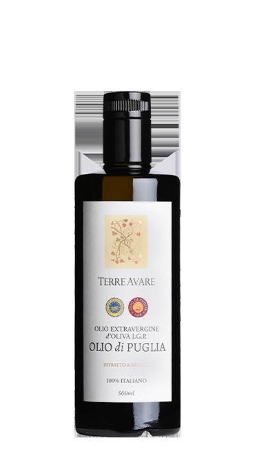 """Olio Extravergine d'Oliva I.G.P. """"OLIO DI PUGLIA"""""""